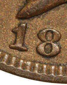 1888 MPD-013 Indian Head Penny - Photo courtesy of Kurt Story