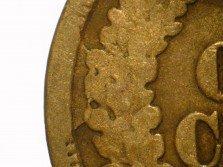 1862 CUD-012 - Indian Head Penny - Photo by David Poliquin
